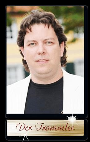 Der Trommler Mike Nail