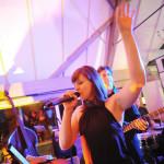 Ully Mathias und Band