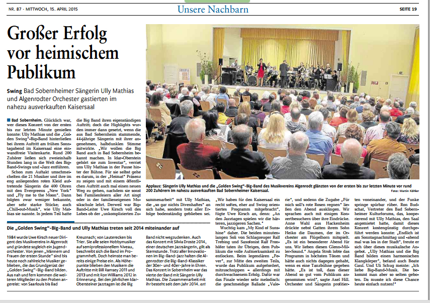 Artikel Nahe-Zeitung150415